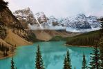 Abendstimmung am Moraine Lake
