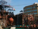 "Stunt-Show ""Waterworld"""