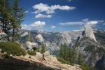 Glacier Point im Yosemite Nationalpark
